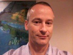 Lars Jochumsen, webansvarlig, suppleant i bestyrelsen