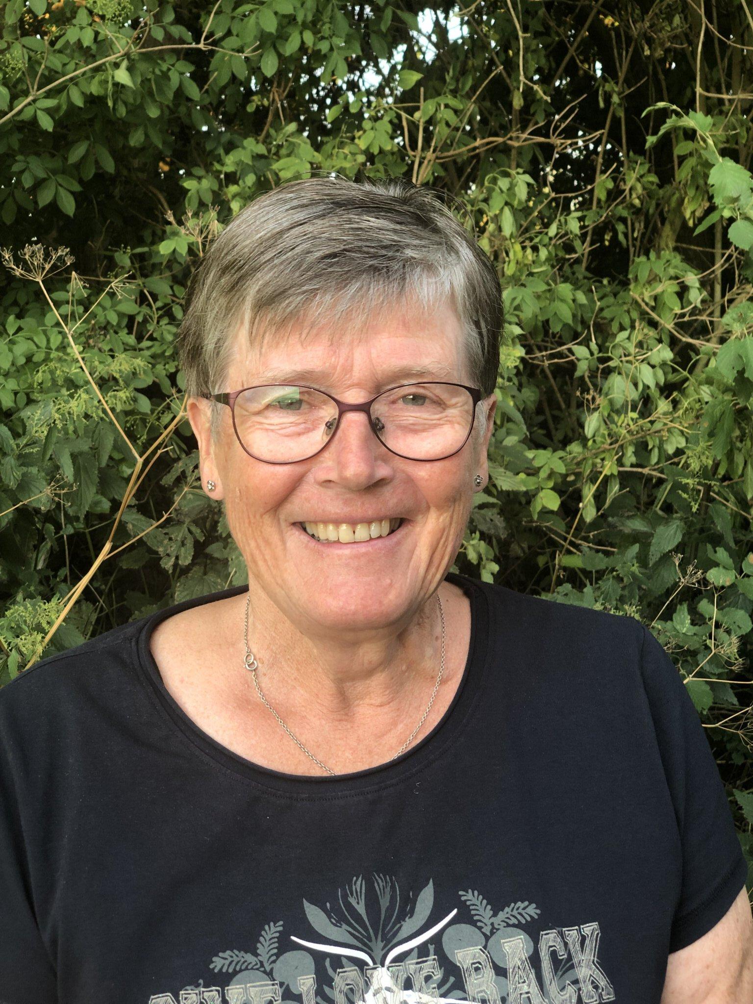 Inger Smidt, sekretær